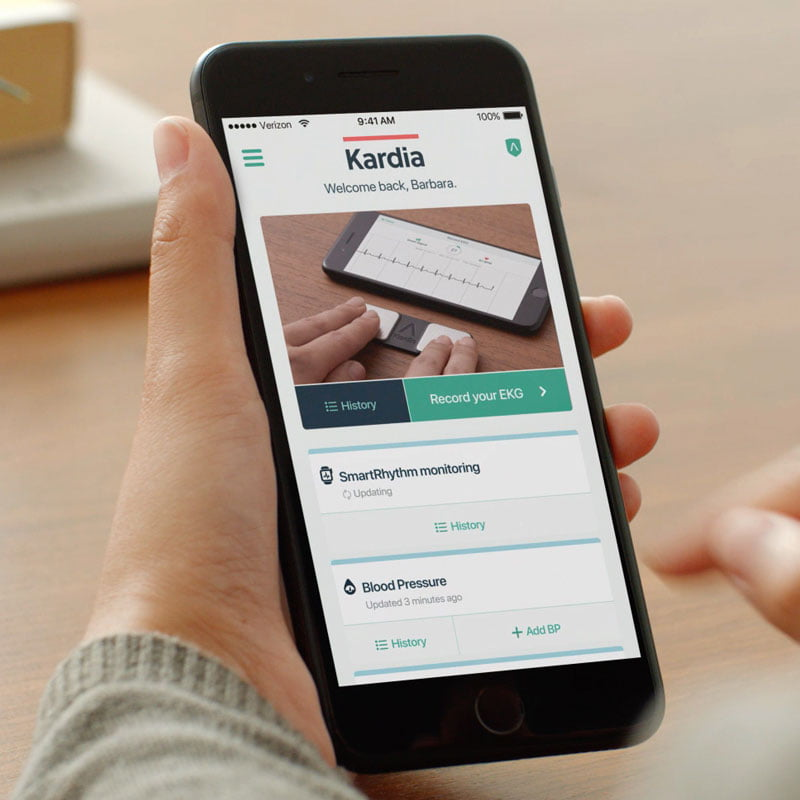 Get KardiaMobile | AliveCor